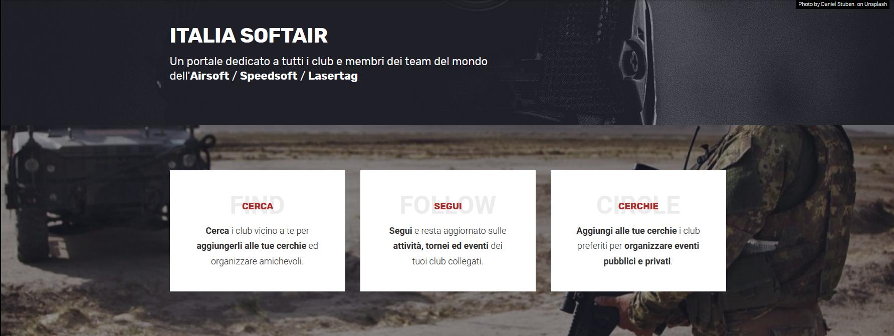 ItaliaSoftair.it - il softair passa per pisa